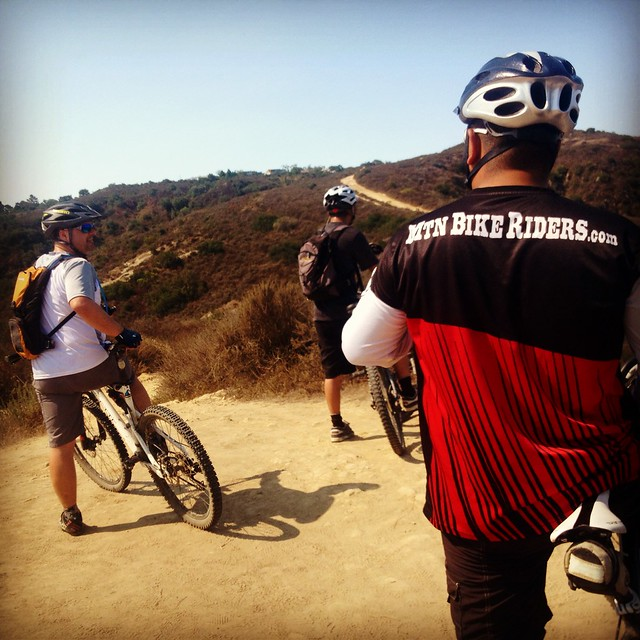 mtnbikeriders.com at aliso woods