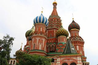 Mosca - Cattedrale di San Basilio