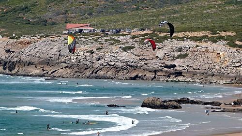 barcos boats colors cores houses sea view water beach guincho lisbon cascais lisboa portugal