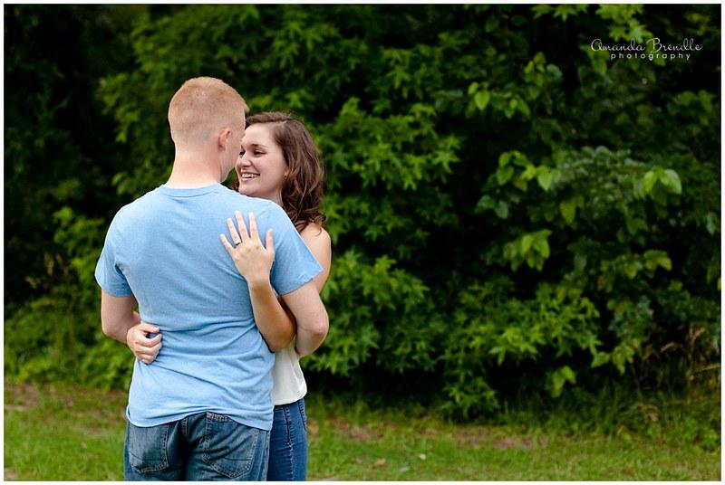 Steven + Meagan   Greenville NC Engagement Photographer