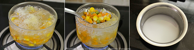 Sweet Corn Soup - Step2