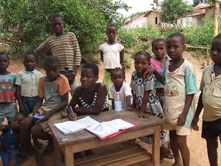 studenti villaggio