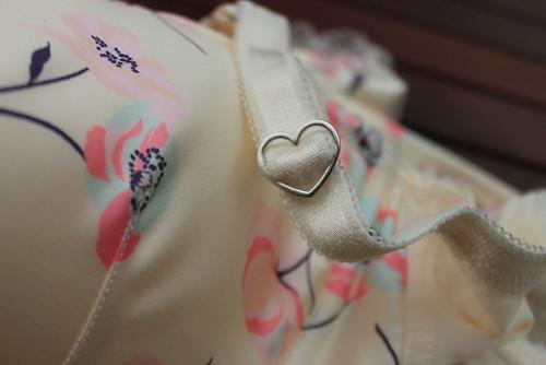 Tutti Rouge Betty bra review, uk style blog