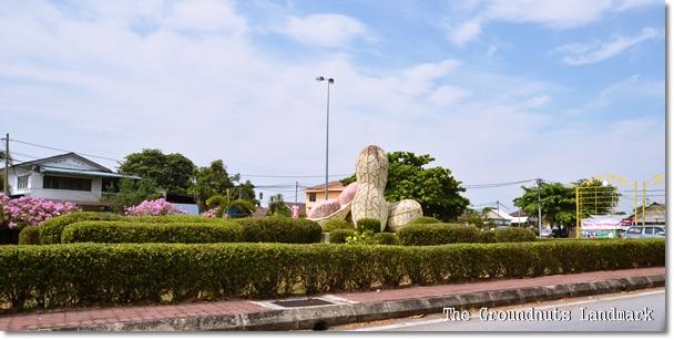 Menglembu Groundnuts Roundabout