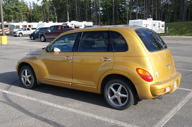 02 Chrysler PT Cruiser
