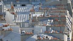 Bild: Dächer von Paris