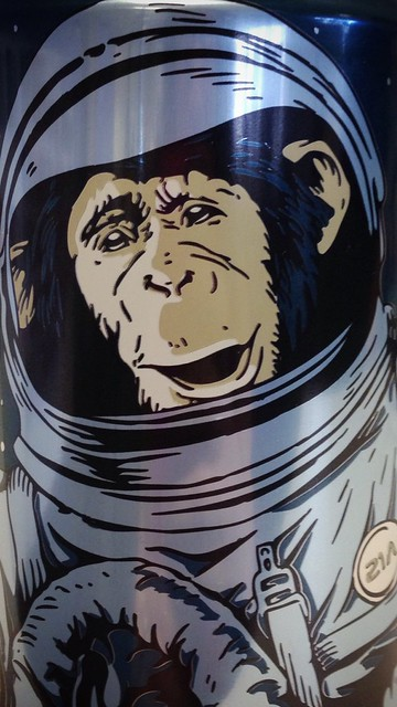 monkey astronaut movie - photo #28