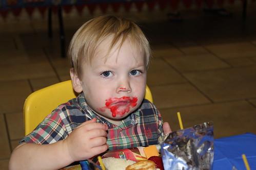 Preston's 2nd Birthday Party