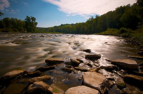 longexposure water river nikon rocks wideangle bmc greatmiamiriver bwnd110 nikond7000 nikkor1024mm
