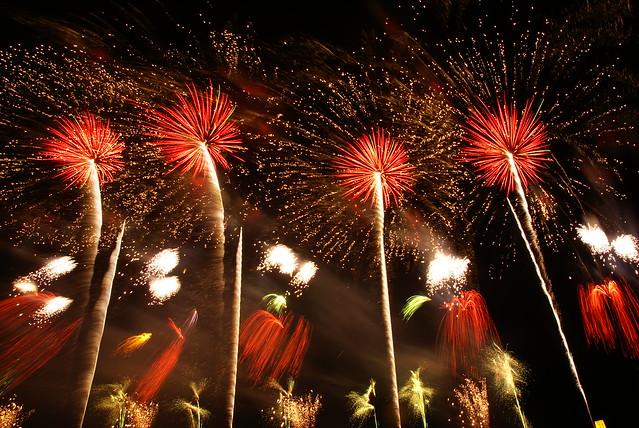【日本に生まれたなら絶対行きたい】日本の花火の祭典:大曲全国花火競技大会