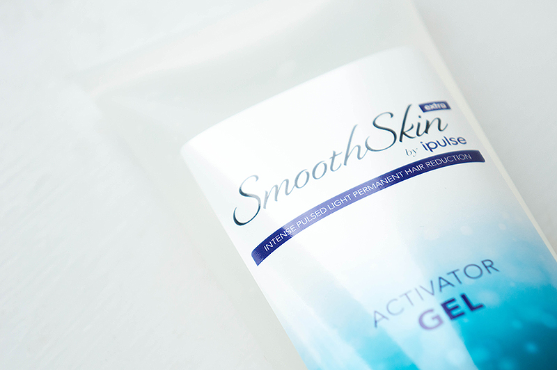 Smoothskin by iPulse Activator Gel | www.latenightnonsense.com