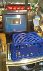 W H Smiths self-service kiosks run windows XP