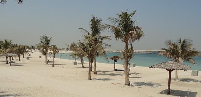 Al Mamzar Beach Park, Dubai