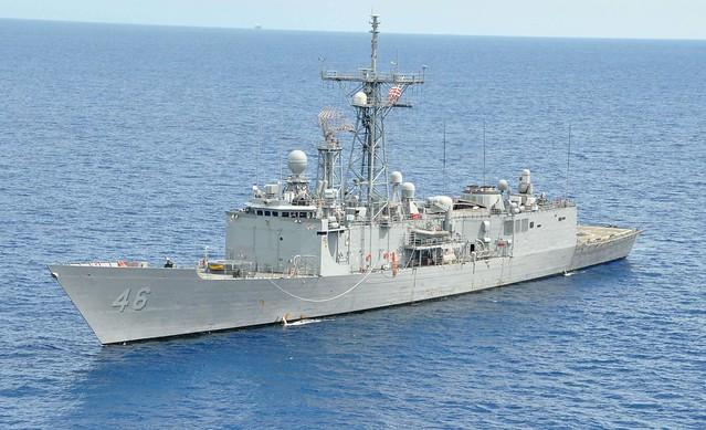 USS RENTZ (FFG 46)