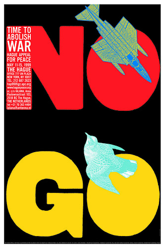 No Go 24 x 36 in
