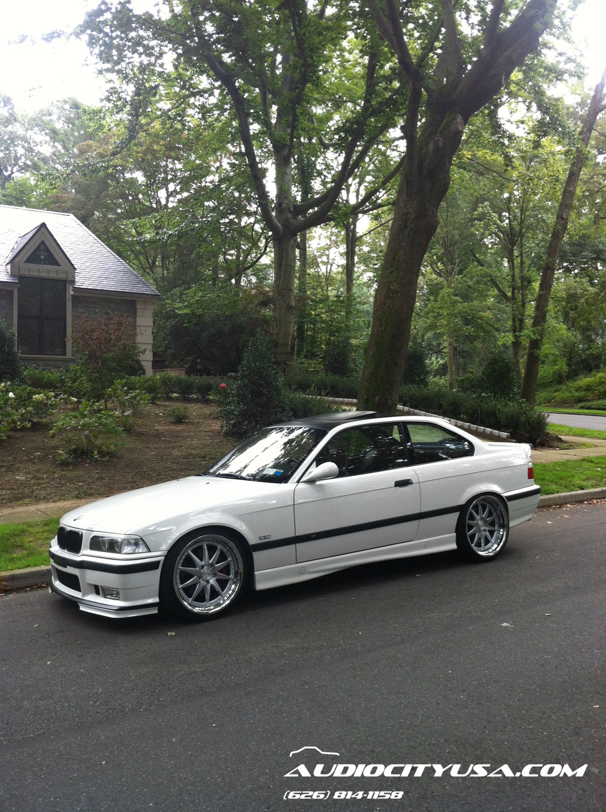 1997 e36 bmw m3 on 19 rennen csl 1 brush face chrome lip. Black Bedroom Furniture Sets. Home Design Ideas