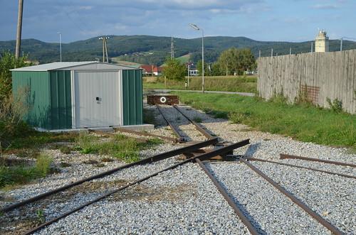 10.09.2013 (XVII); Oostenrijk, dag 11, Trainspotting, Ybbstalbahn & Radbahnen