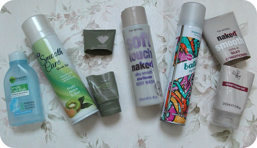 Empties September