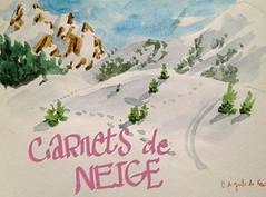 carnets neige