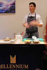 chef at Millennium hotel IMG_9570 R