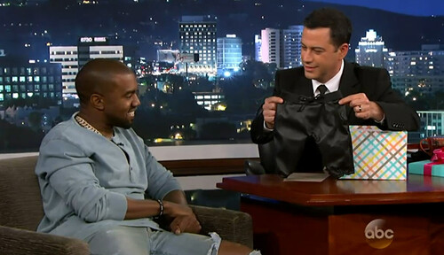 Kanye-West-Jimmy-Kimmel-baby-leather
