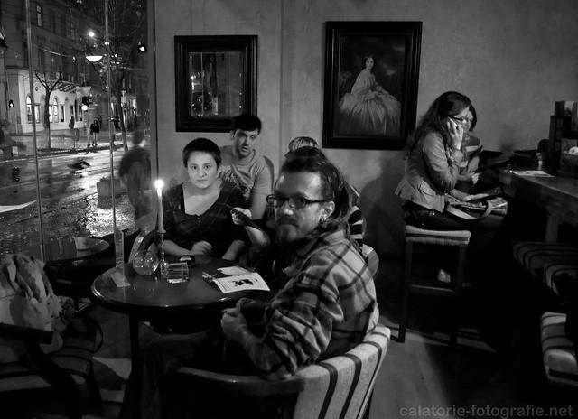 O seară de film într-un ambient altfel la Klausenburg Café 10280758716_7634830a65_z
