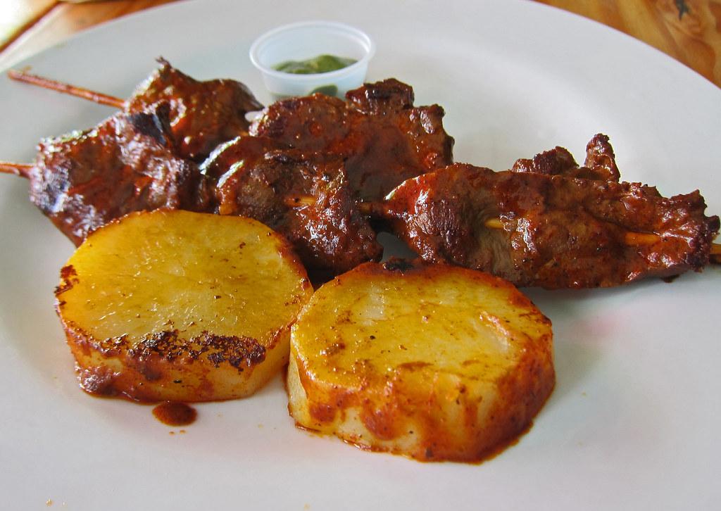 Anticuchos - Latin Chef