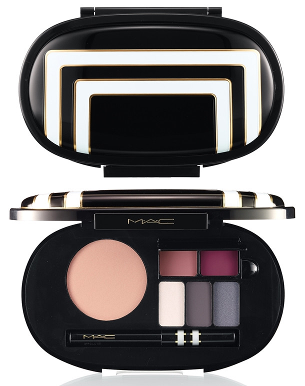 MAC stroke of midnigt cool face palette