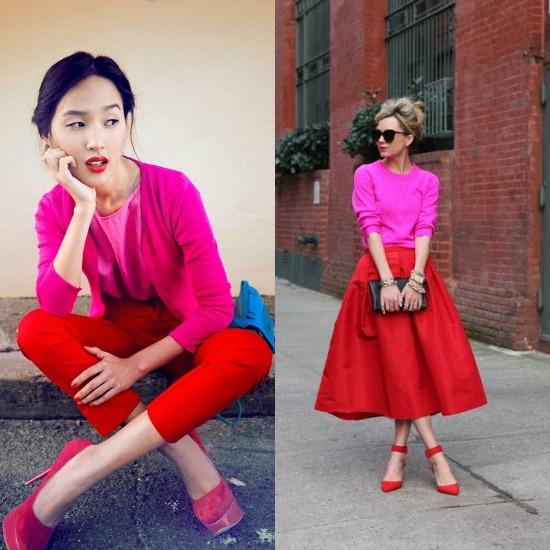 rojo-rosa-combinar-street-style