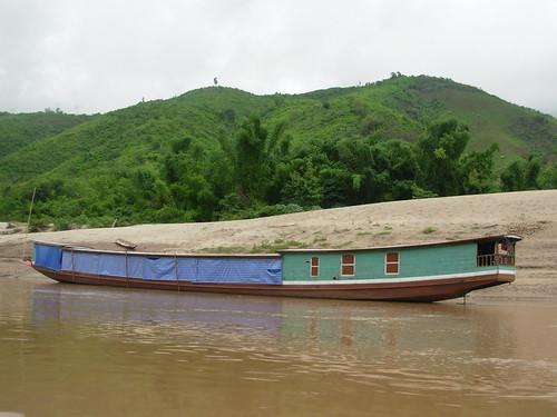 Luang Prabang-Pakbeng-Bateau (40)