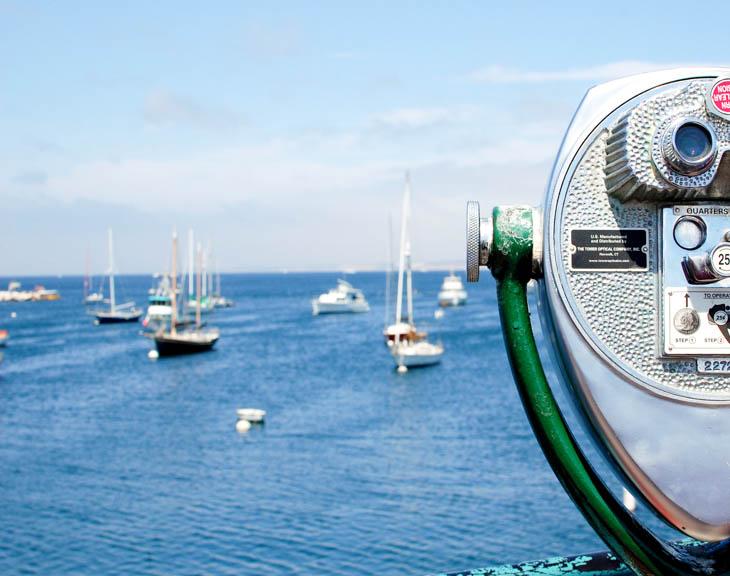 @ Fisherman's Wharf Monterey