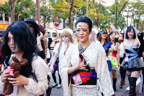 Kawasaki Halloween Parade 2013 98