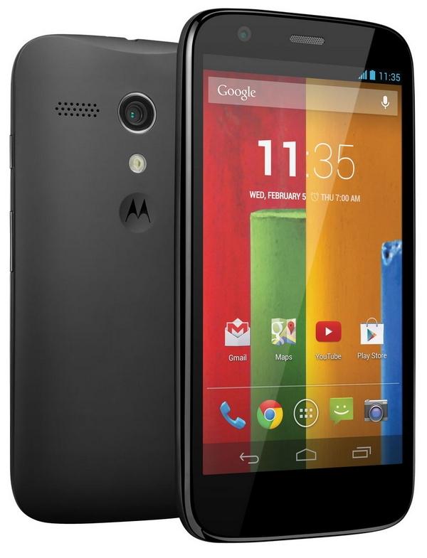 Смартфон Moto G