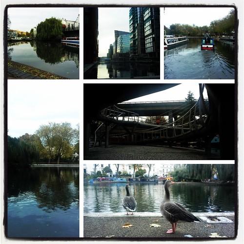 I canali londinesi