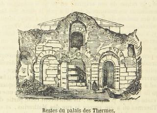 Image taken from page 298 of 'Paris historique et monumental depuis son origine jusqu'en 1851 ... illustré d'un grand nombre de vignettes et de deux plans. Par B. R[enault?]'