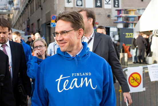 Finland's Prime Minister Looks to Startups
