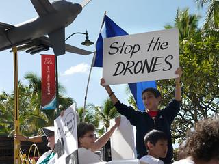 No Drone War