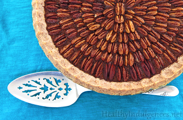 low-sugar-carb-pecan-pie-slice-paleo-dessert--no-corn-syrup-gluten-free-almond-flour-crust-recipe-publix-atkins-diet-last-one