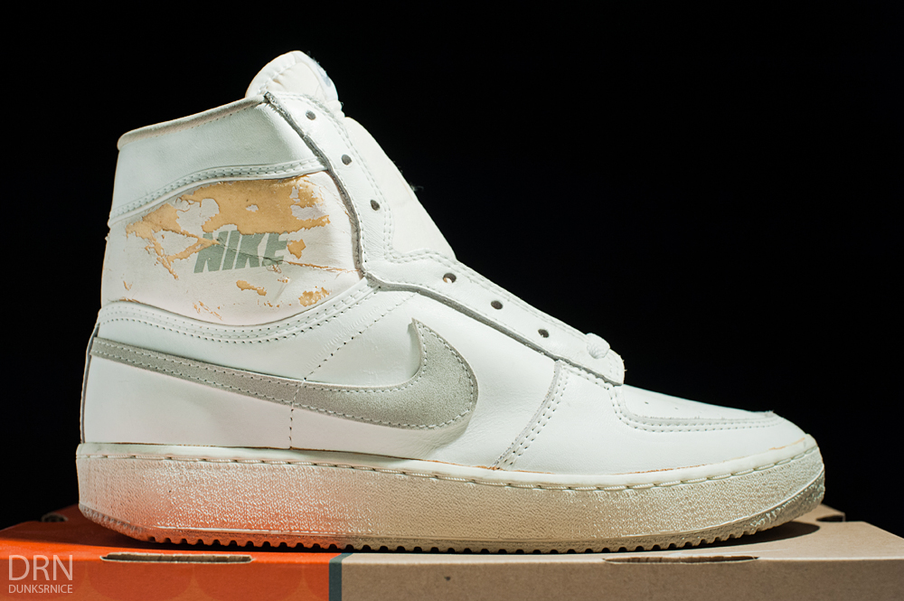 1984 Nike Sky Forces.