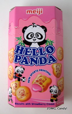 Hello Panda - Strawberry flavor