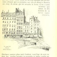 """British Library digitised image from page 291 of """"Paris révolutionnaire. Ouvrage illustré de 60 dessins et plans inédits d'après des documents originaux"""""""