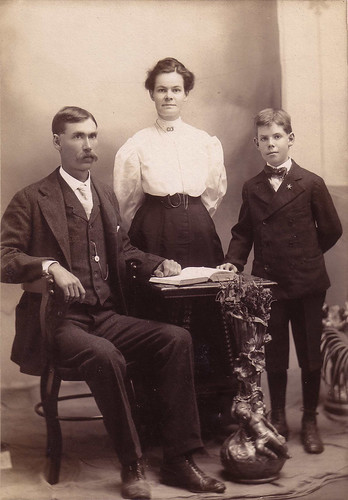 1910 Lawrence S Wisner Family