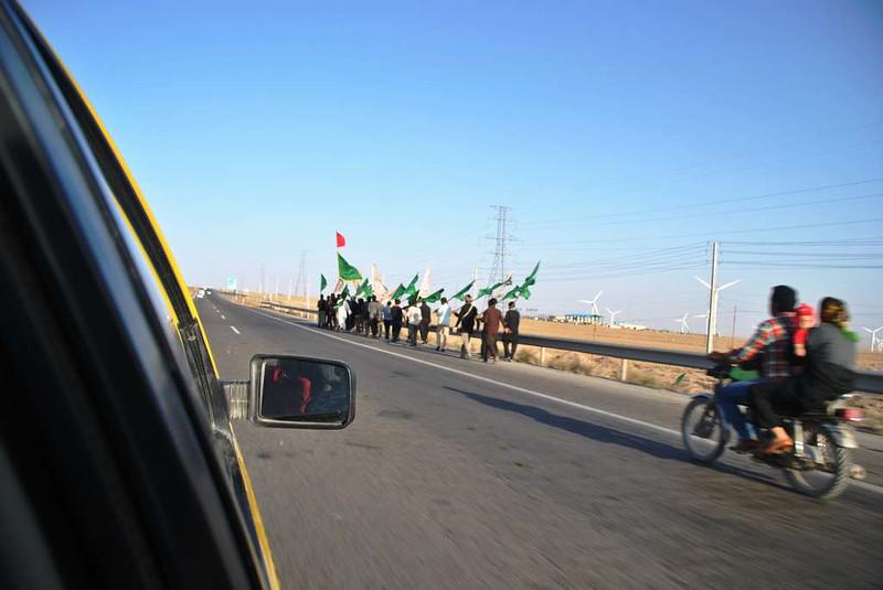 182 b Peregrinos de camino a Masshad (6)