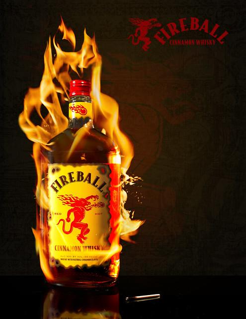 Fireball Whisky Ad | Flickr - Photo Sharing!