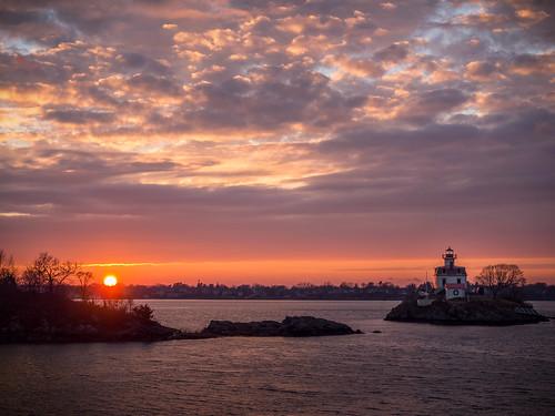 Ponham Sunset by MStoeckle