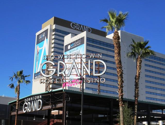 las vegas downtown casinos