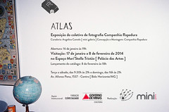 Exposição Atlas - Companhia Rapadura - Fotografia