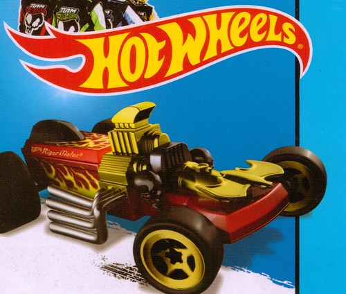 hot wheels rigor motor 2014 card