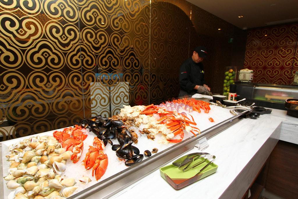 Village Hotel Katong: Seafood