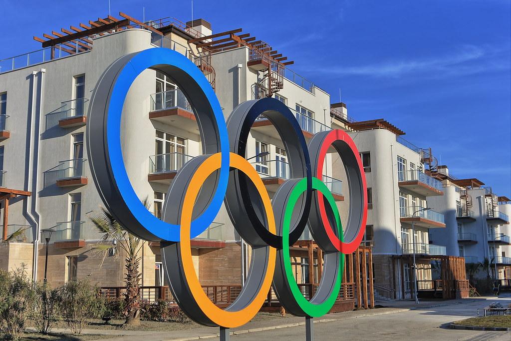 Главная олимпийская деревня
